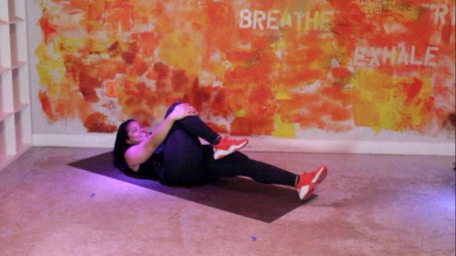 12 min Stretch with Tammeca