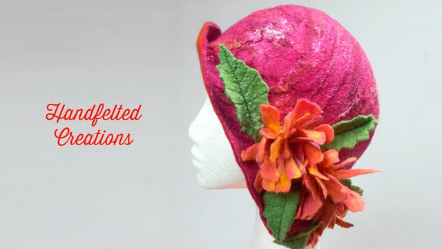 Handfelted Creations Course