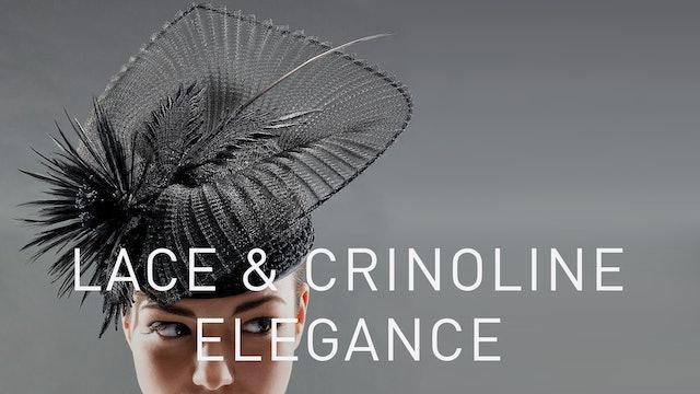 Lace & Crinoline Elegance