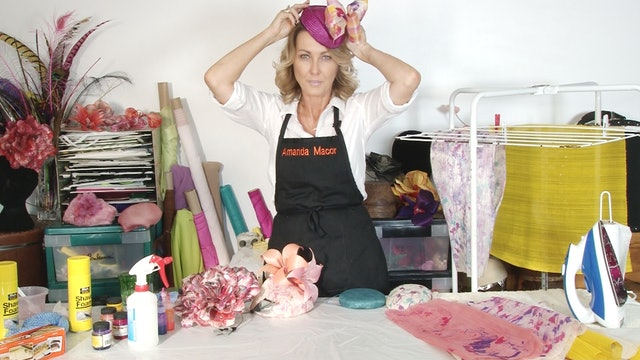 Colour Your Millinery