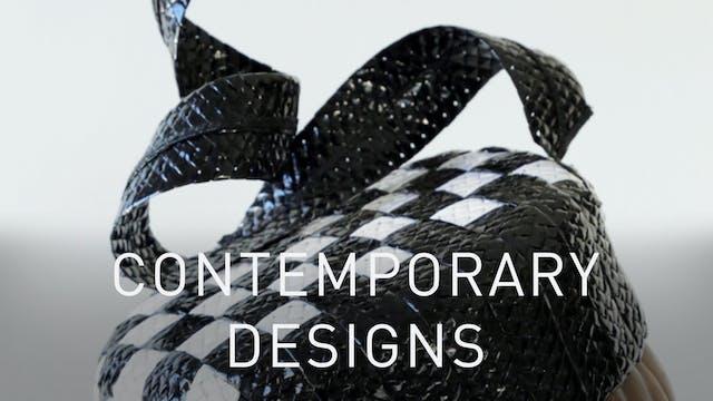 Swiss Straw Contemporary Designs