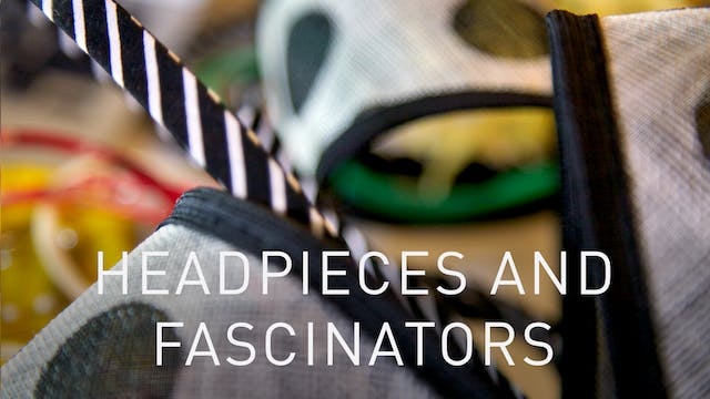 Headpieces And Fascinators