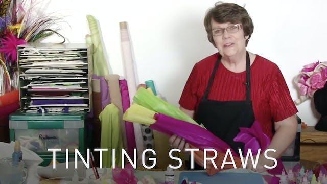 Tinting Straws