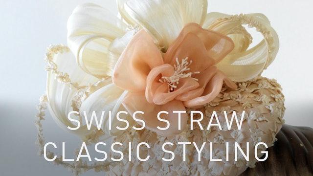 Swiss Straw Classic Styling