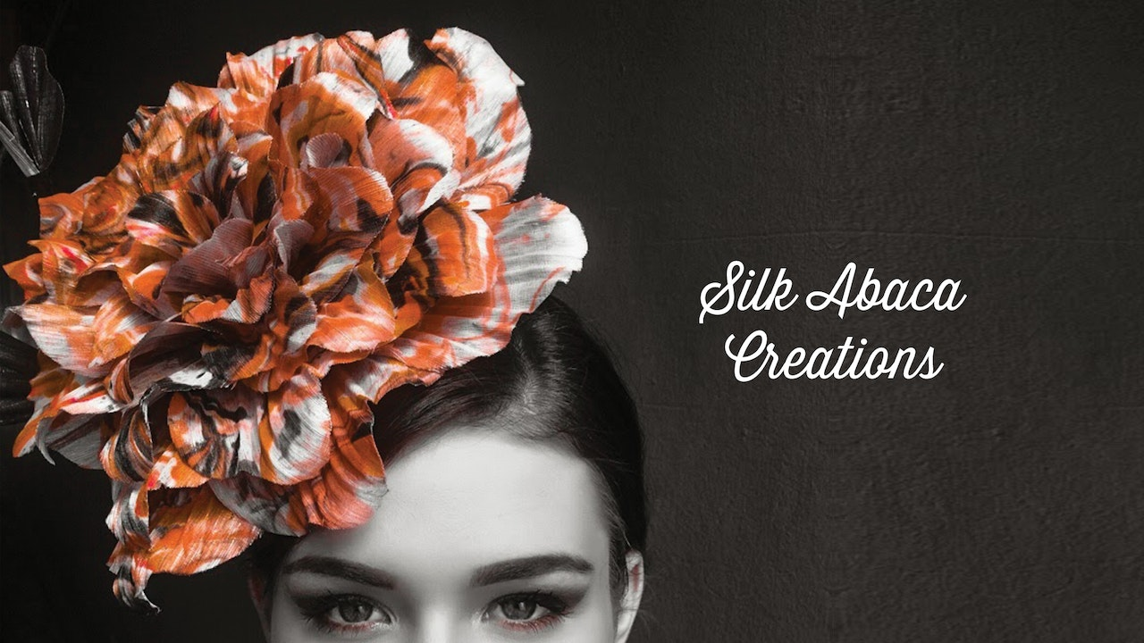 Silk Abaca Creations Course