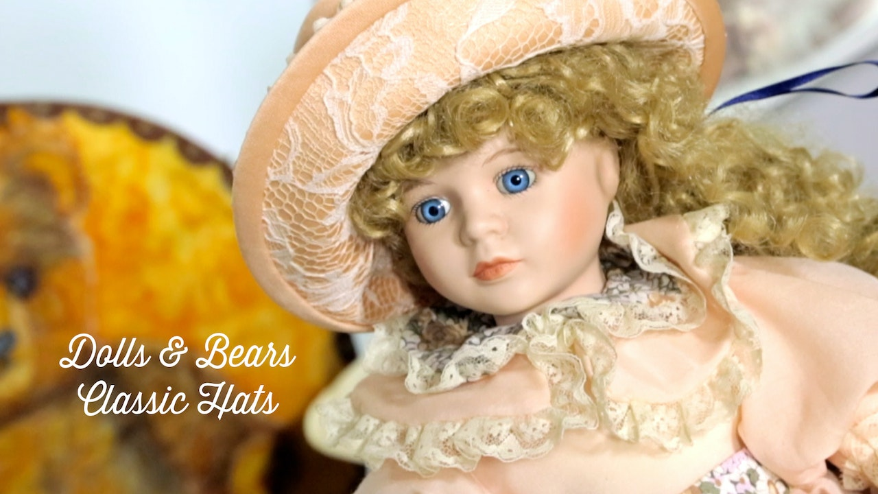 Dolls & Bears Classic Hats
