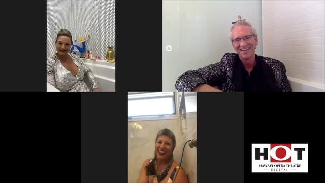HOT Tub Talks - Ep. 02 - Featuring Sarah Lambert Connelly, star of BON APPÉTIT!