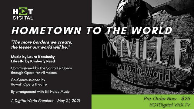 Trailer - Hometown to the World