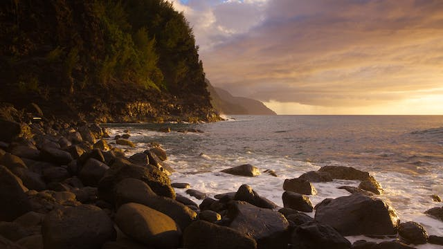 Beautiful Kaua'i with Music by Steven Halpern