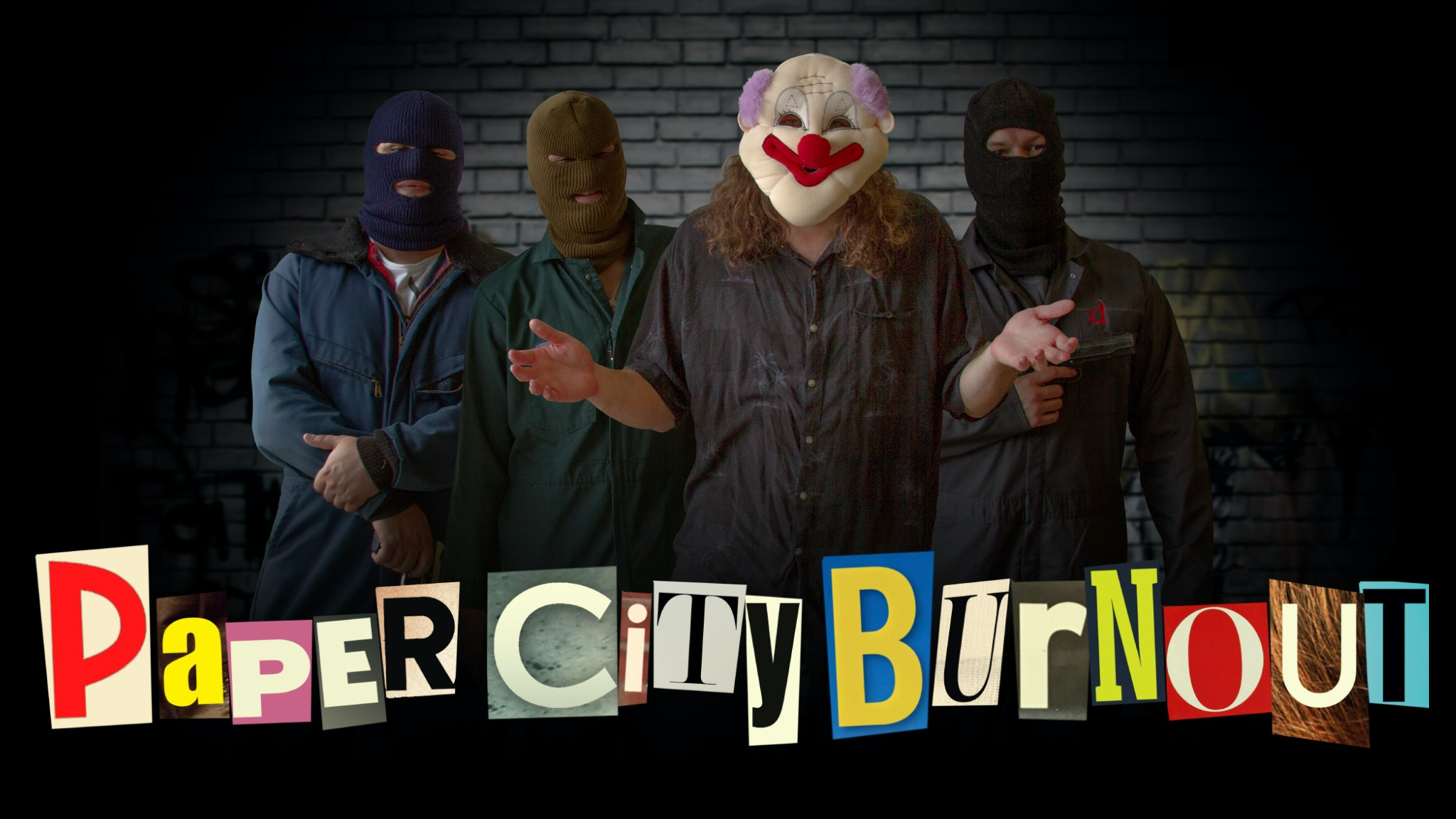 Paper City Burnout - From Diabolical Films