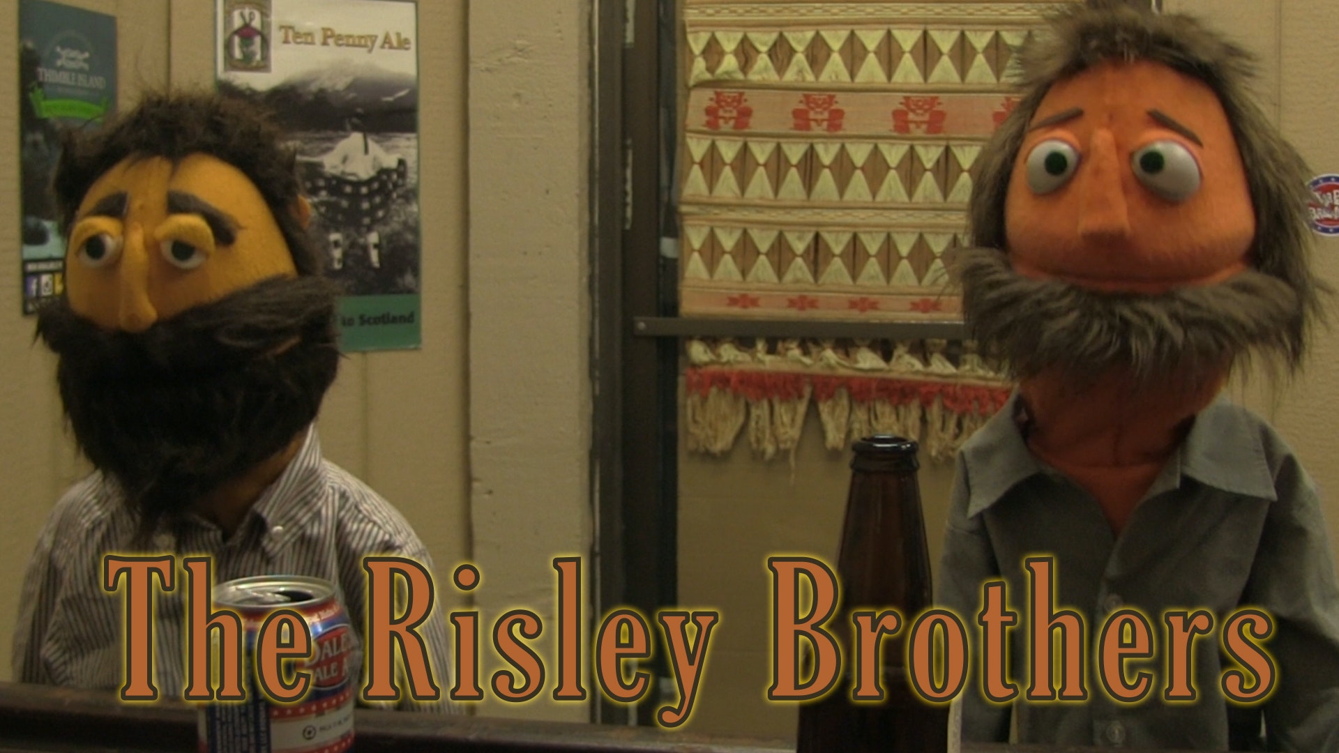 The Risley Brothers + The Wooden Beaver
