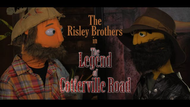 The Risley Brothers in The Legend of ...