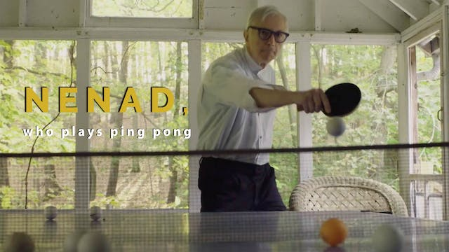 Nenad  Who Plays Ping Pong