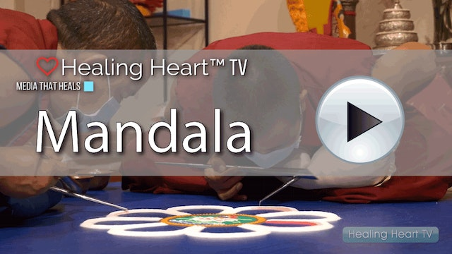 Episode # 2 Tibetan Monks Mandala