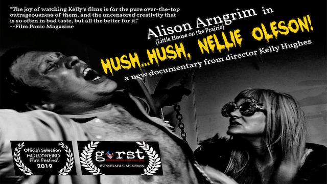 Hush...Hush, Nellie Oleson!
