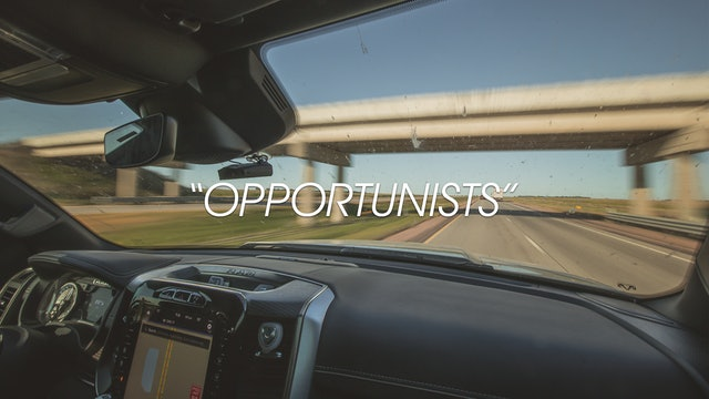 HB13.5 | Opportunists
