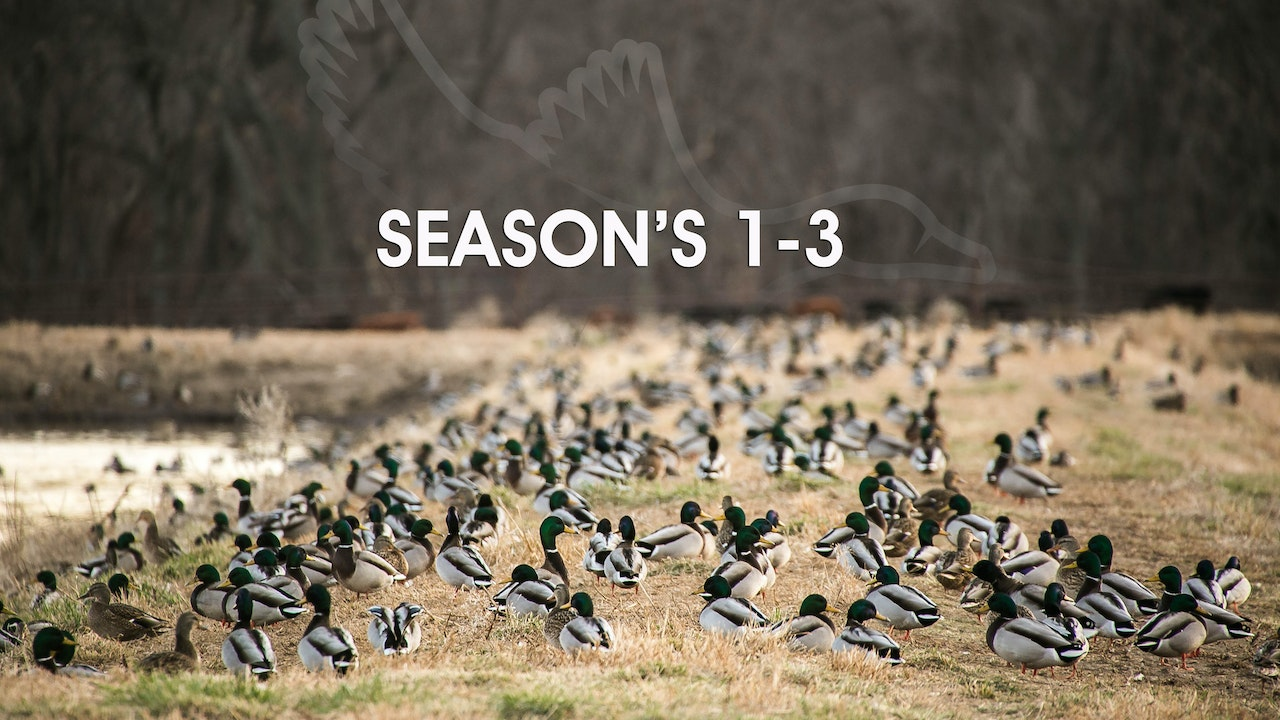 Heartland Waterfowl - Seasons 1, 2 & 3