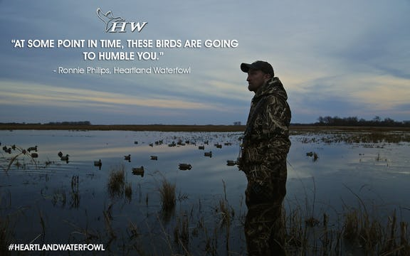 "Heartland Waterfowl 2.4 ""Humbled"""