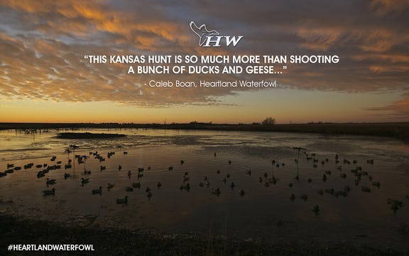 "Heartland Waterfowl 2.6 ""Thanksgiving"""