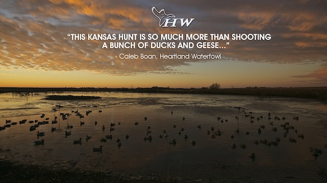 "Heartland Waterfowl 2.6 ""Thanksgiving"""