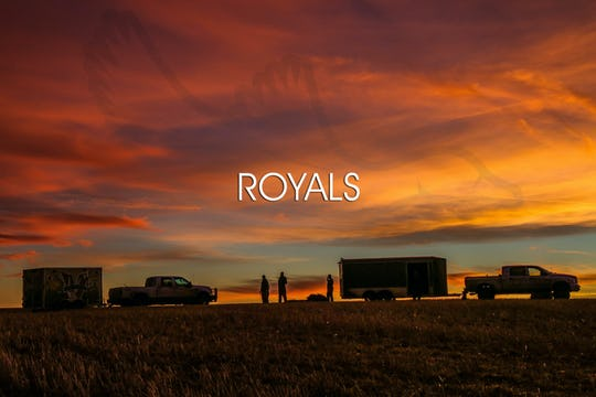 "Heartland Waterfowl 3.4 - ""Royals"""