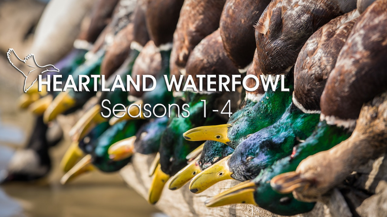 Heartland Waterfowl Seasons 1-4