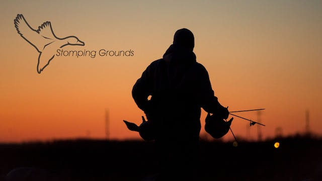 "HEARTLAND WATERFOWL | 5.8 | ""Stomping Grounds"""