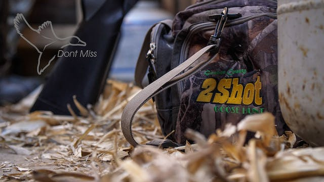 "HEARTLAND WATERFOWL | 5.5 | ""Don't Miss"""