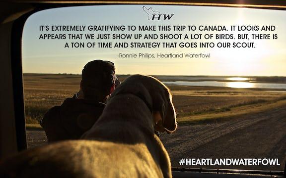 "Heartland Waterfowl 2.3 ""Maple Leaf"""