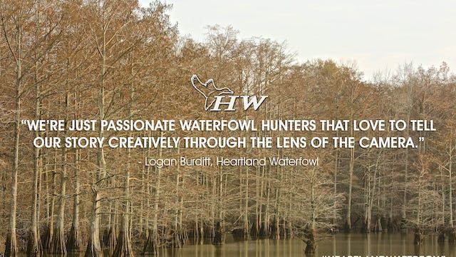 "Heartland Waterfowl 2.7 ""Tallahatchie"""