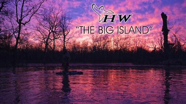"Heartland Waterfowl 1.5 ""The Big Island"""