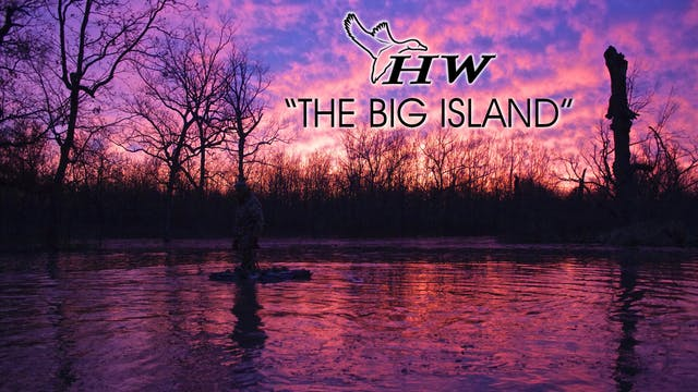 "Heartland Waterfowl 1.5 ""The Big Island"""