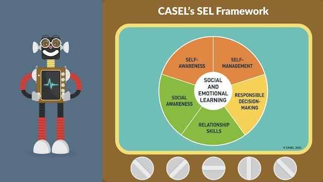 CASEL's SEL Framework