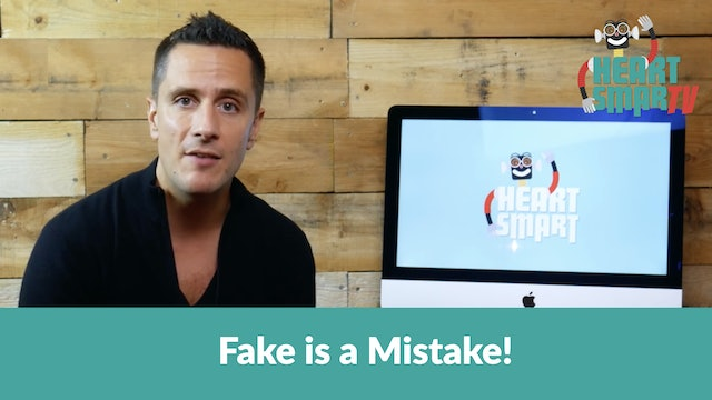 Fake is a Mistake!