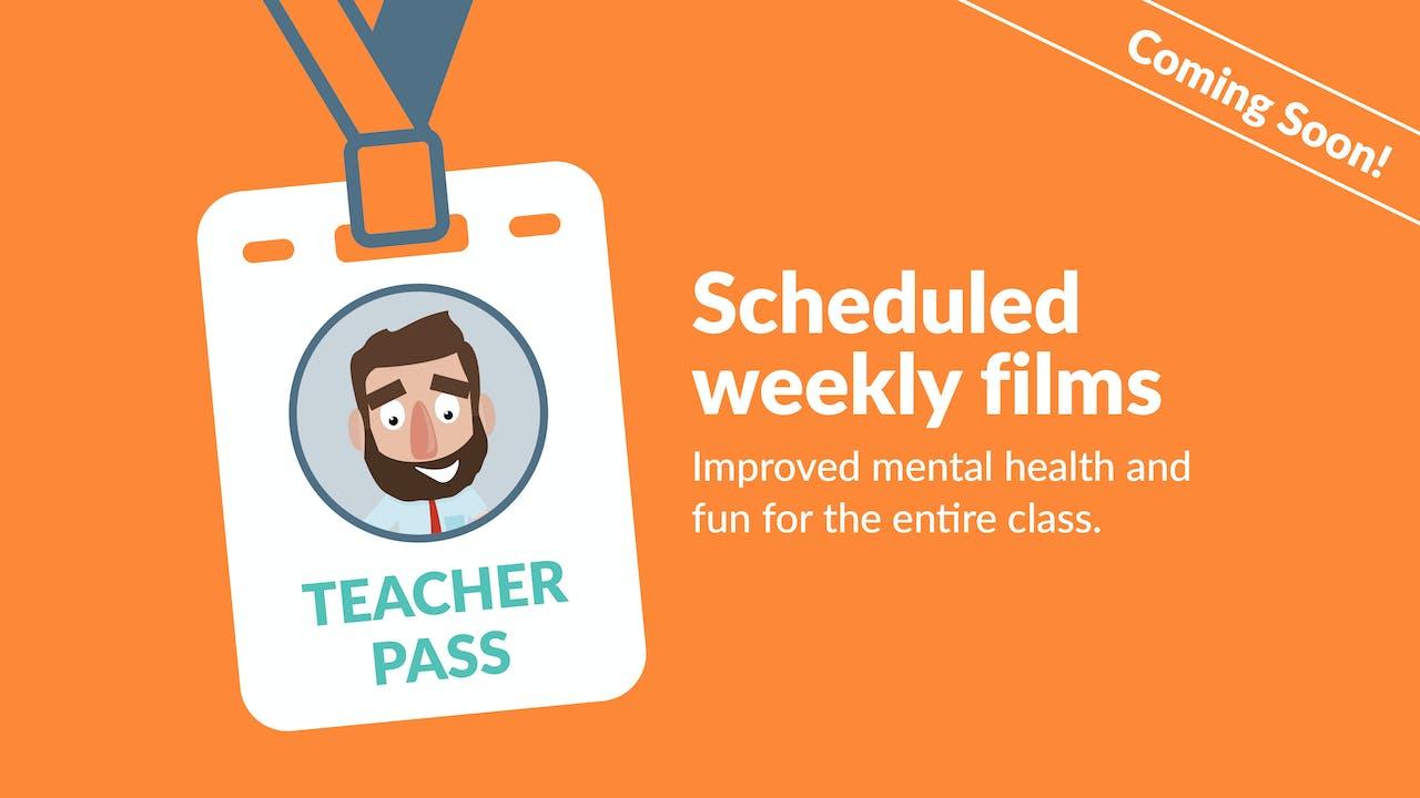 Teacher Pass