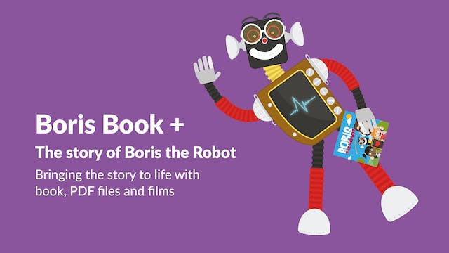 Boris Book +