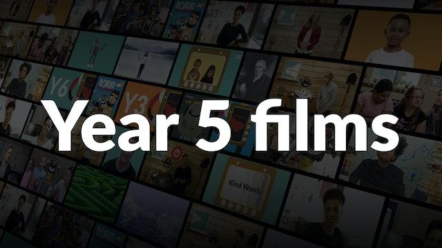 Year 5 - Films