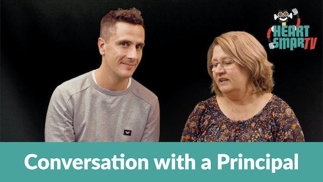 School Climate - Conversation with a Principal