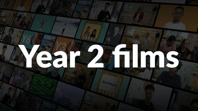 Year 2 - Films
