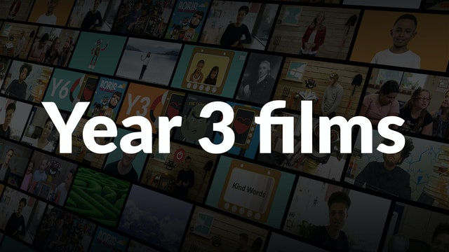 Year 3 - Films