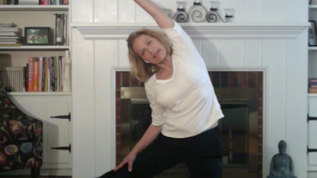 Hatha Yoga with Beate, Setting a Mindful Intention, June 7, 2020