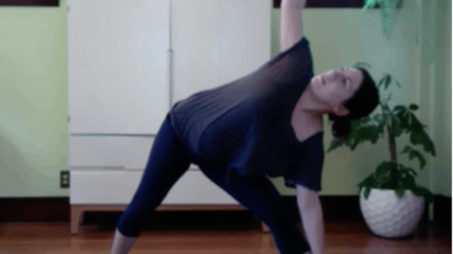 Rise and Shine Flow with Becky, Shoulders and Hips, May 9, 2020