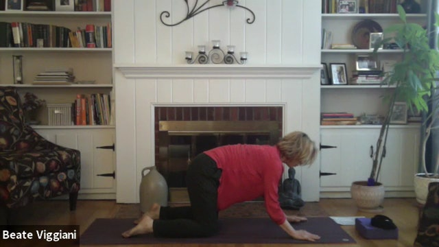 Hatha Yoga with Beate, April 12, 2020