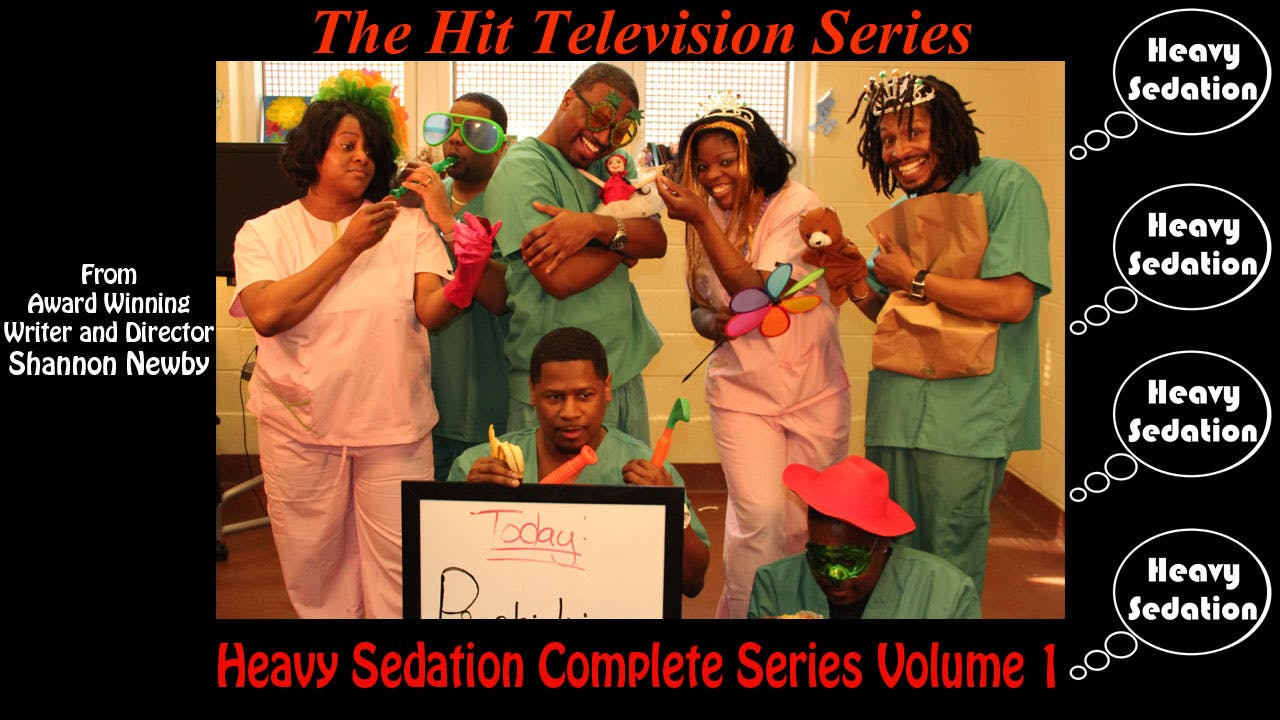 Heavy Sedation Complete Series Volume 1