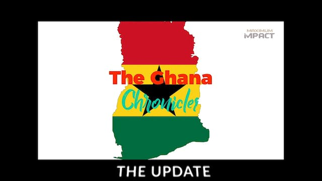 Ghana Chronicles (THE UPDATE) by Jay ...