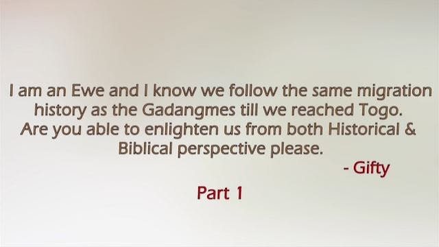 THE ANCIENT EVERHS (HEBREWS) AND THEI...