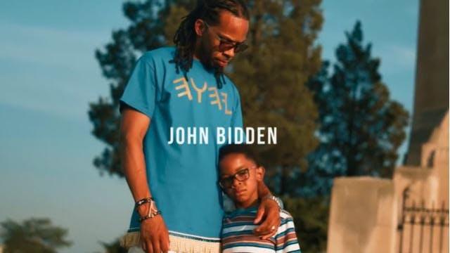 JOHN BIDDEN - SECRET PLACE