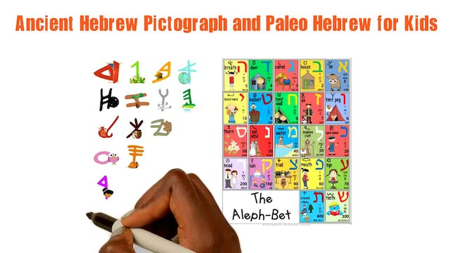 PEY - ANCIENT HEBREW PICTOGRAPH AND P...