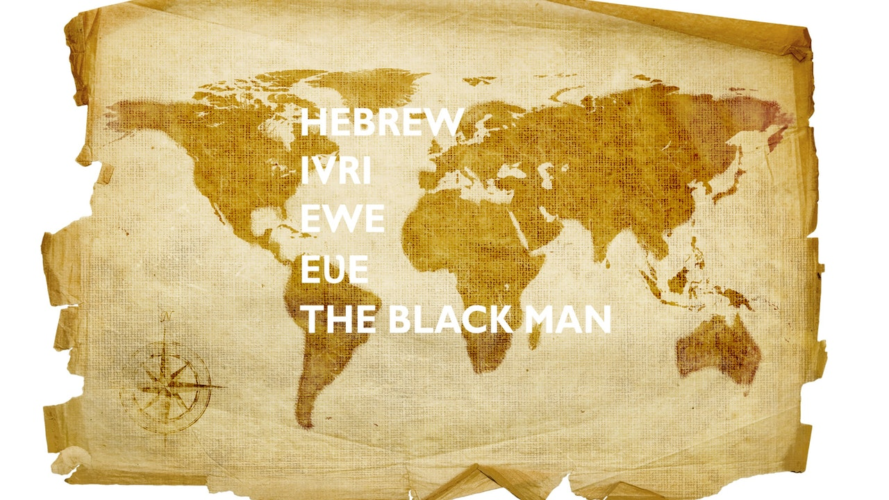Eʋe 'Ancient Hebrew': History, Culture and Language.