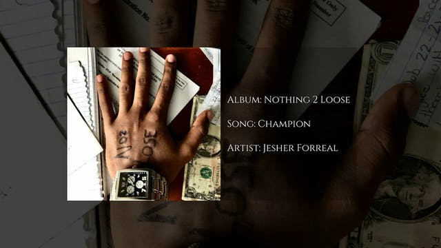 Champion by Jesher Forreal